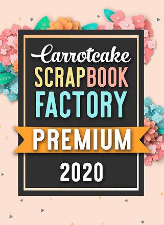 Scrapbook Factory 2020 PREMIUM