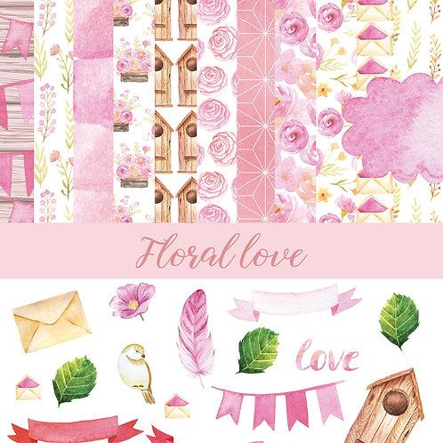 Colección Floral Love