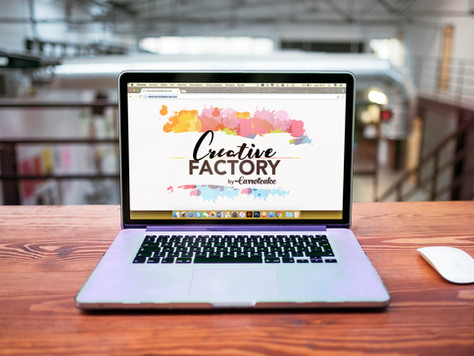 Llega Creative Factory!!