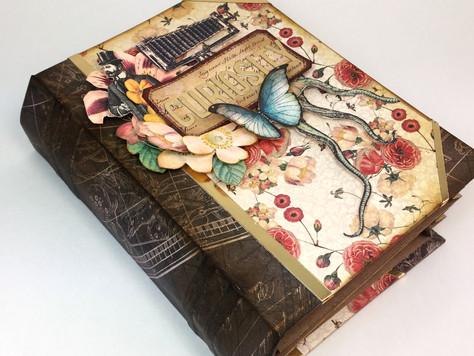 Curiosity Book Album - Tutorial