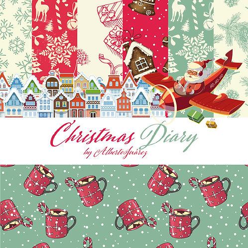 Colección Christmas Diary