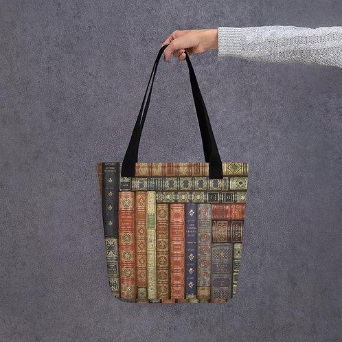 Tote bag - Books Memories