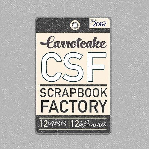 Scrapbook Factory -Plazo 3
