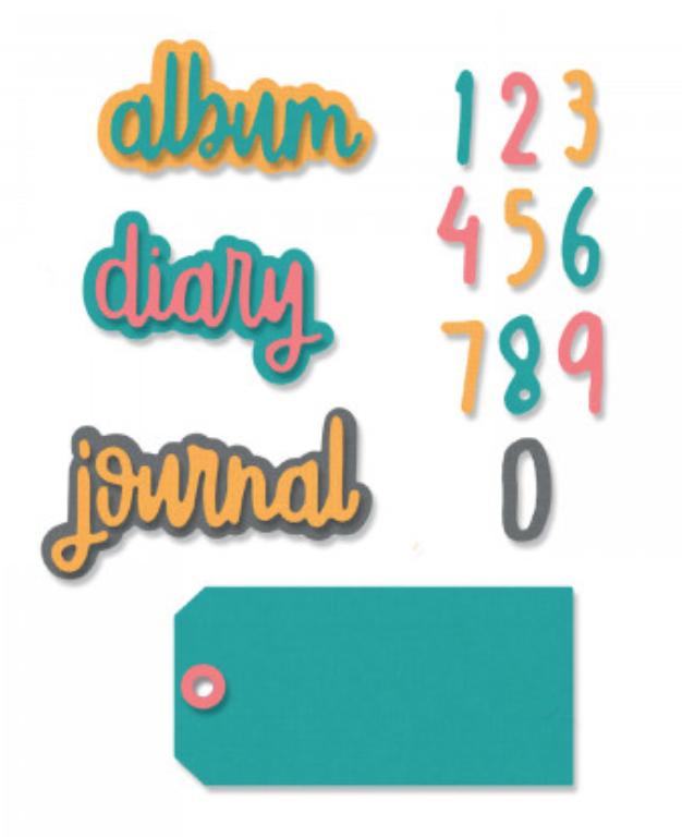 Journal Phrases