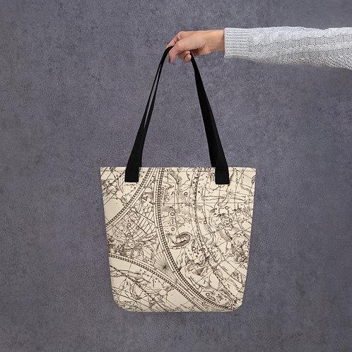 Tote bag - galaxy canvas