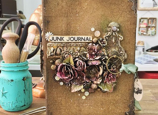 A disfrutar del Junk Journal!!