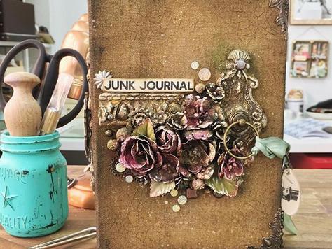 A disfrutar del Junk Journal!!