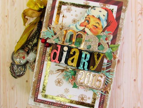 Christmas Diary - Tutorial