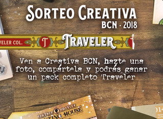 Sorteo Creativa BCN 2018