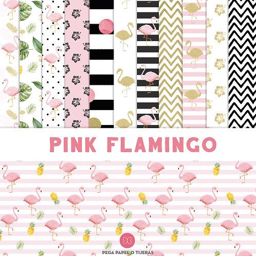 Colección Pink Flamingo