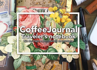 Descubre mi CoffeeJournal