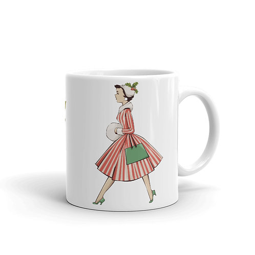 Taza cerámica - A merry Christmas