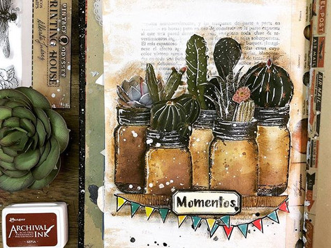 Disfruta del Art Journal