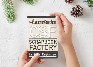 Un 2018 lleno de Scrapbook!!