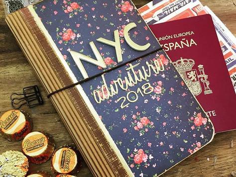 Diario de viaje portadocumentos