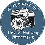 Find a Wedding Photographer Featured Badge