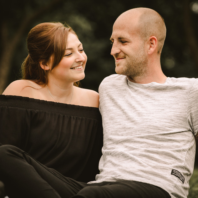 Hayley & Ben Pre-Wedding Shoot