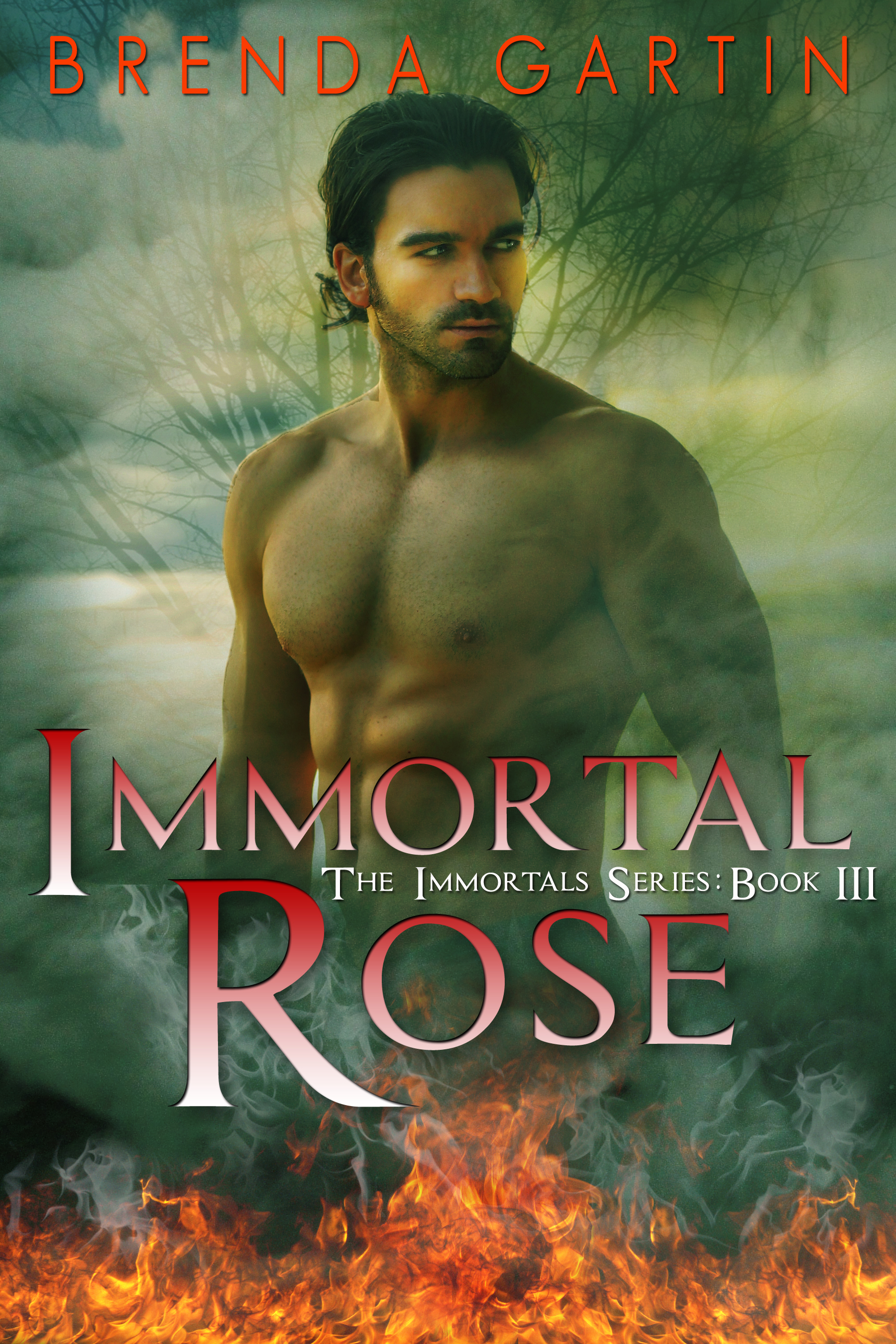 This Winter - Immortal Rose.