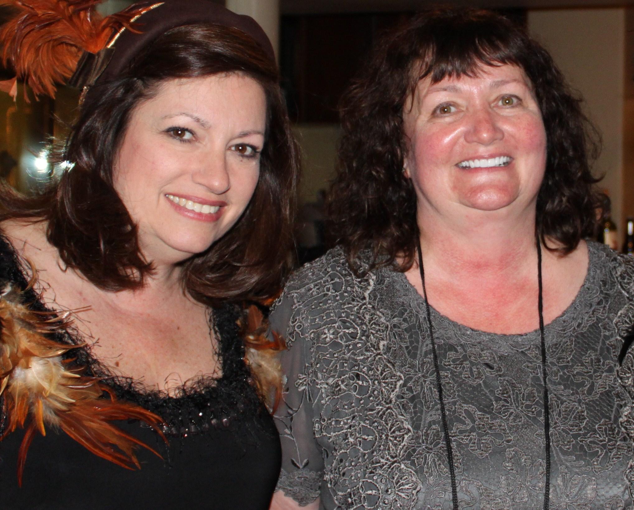 Brenda Gartin, Christine Feehan