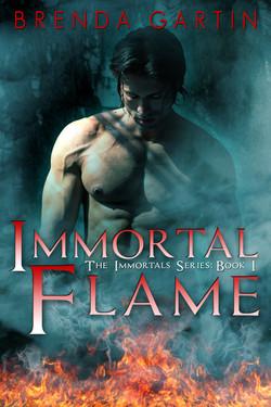 Immortal Flame, Brenda Gartin