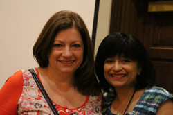 Brenda Gartin, Nalini Singh