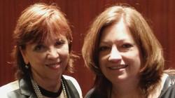 Nora Roberts and Brenda Gartin