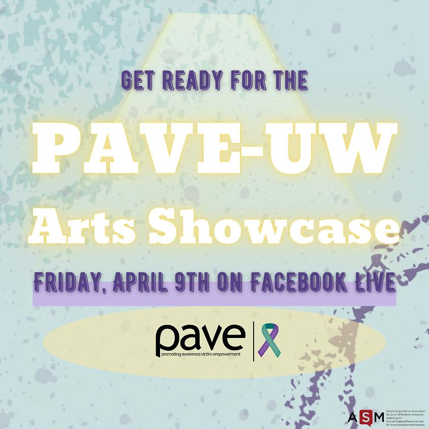 PAVE-UW Arts Showcase