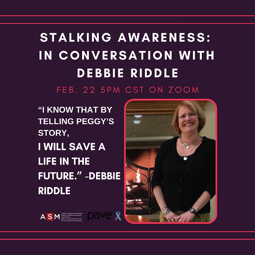 In Conversation with Debbie Riddle
