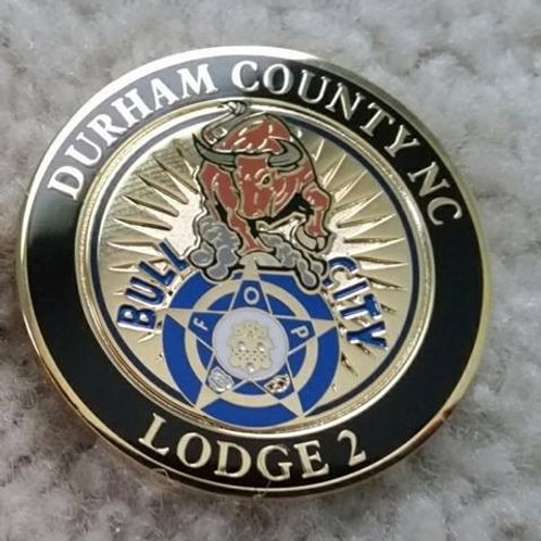 Challenge Coin - Local Pickup