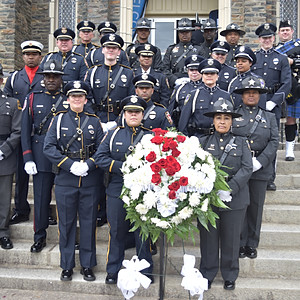 2019 Peace Officer Memorial Service