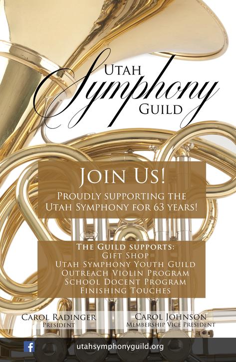 For the Symphony program
