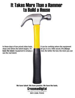 More than a hammer