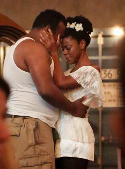 BLOOD WEDDING - Bride & Leonardo