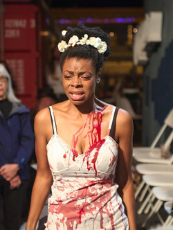 BLOOD WEDDING - Bride
