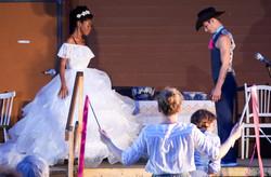 BLOOD WEDDING - Bride & Bridegroom