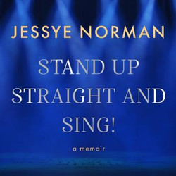AUDIOBOOK - Stand Up Straight & Sing: A Memoir
