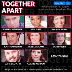 Together Apart Musical