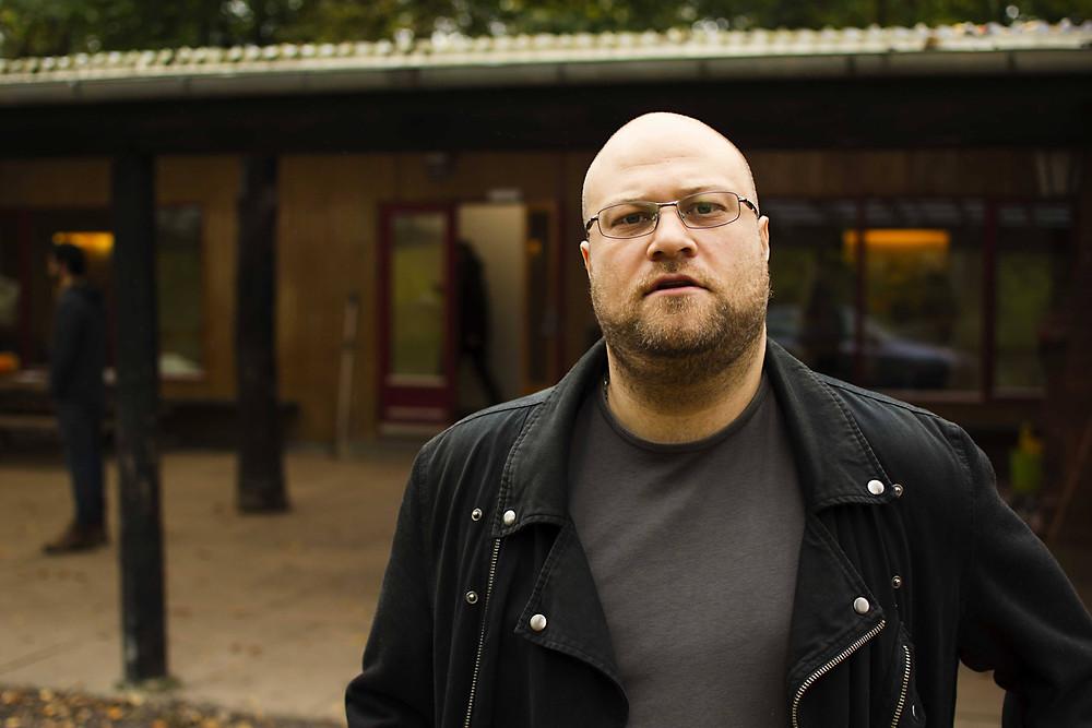 Lo studioso danese di anomalistica Thomas Brisson Jørgensen.