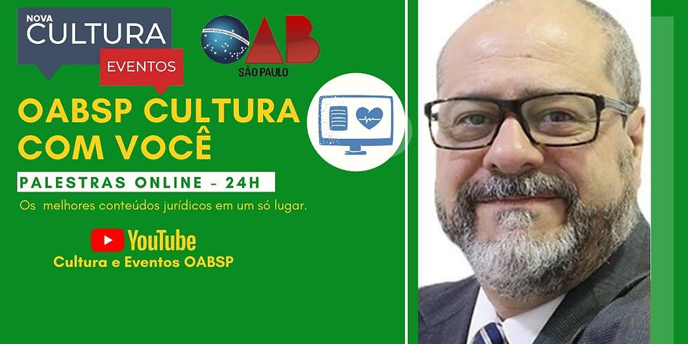 12/05/2020 às 10h  | Palestra Online -  Dr. Durval Salge Junior