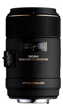 EX 105mm/2.8