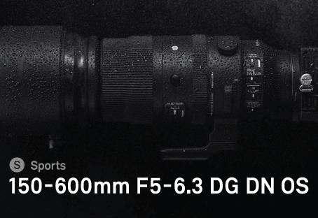 Le 150-600 Sigma pour mirrorless