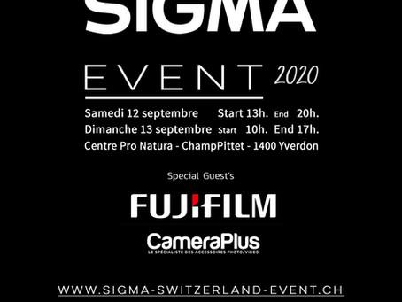 SIGMA event 2020