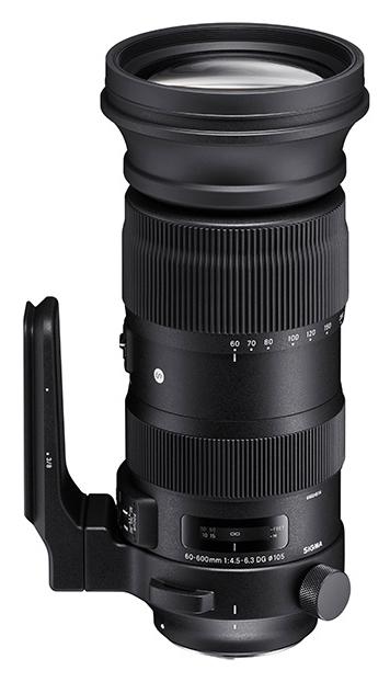 Sports 60-600mm/5.0-6.3