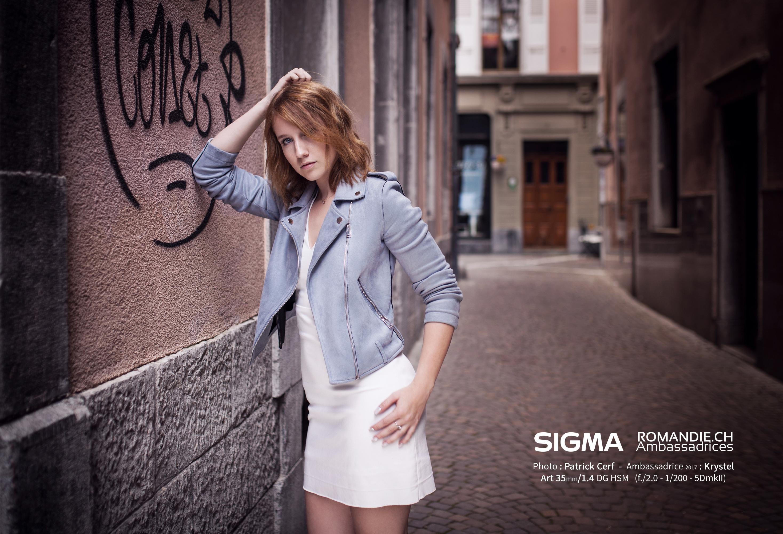 A - Sigma 3 - Krystel hd