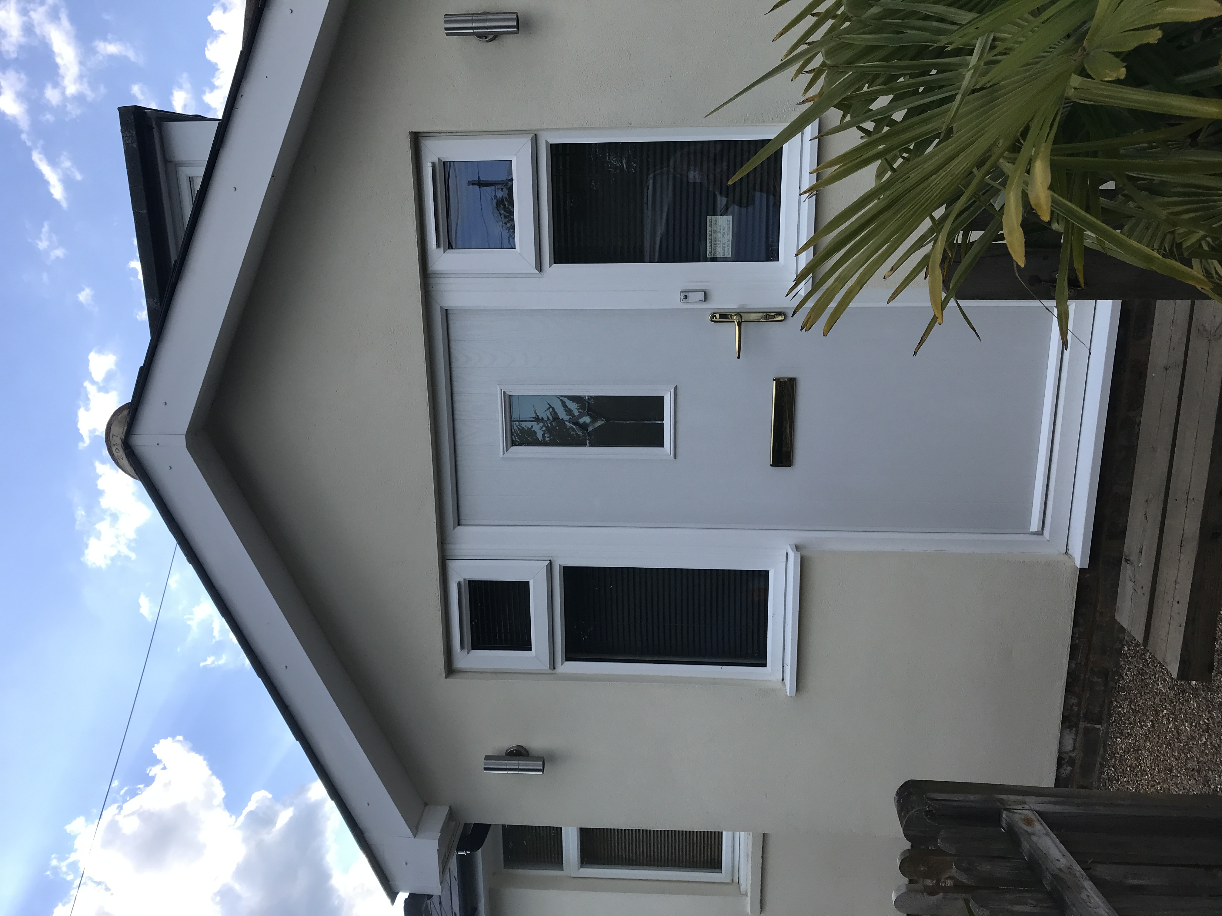 Porch & Single Storey Extension