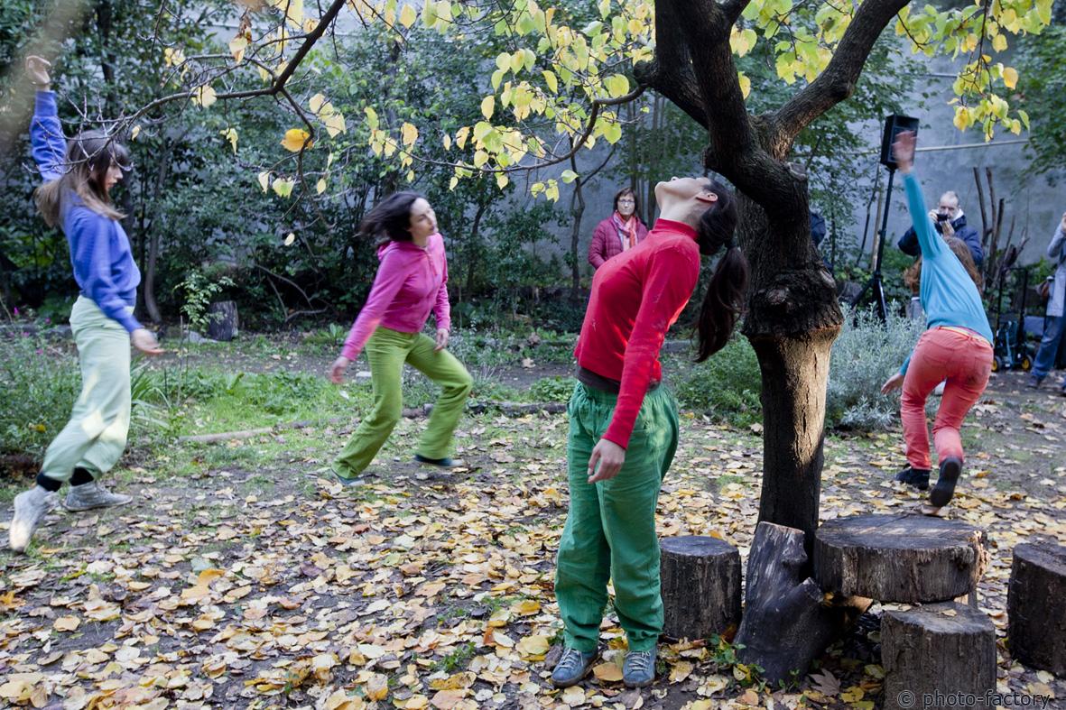 Danse d'automne Cie Nech