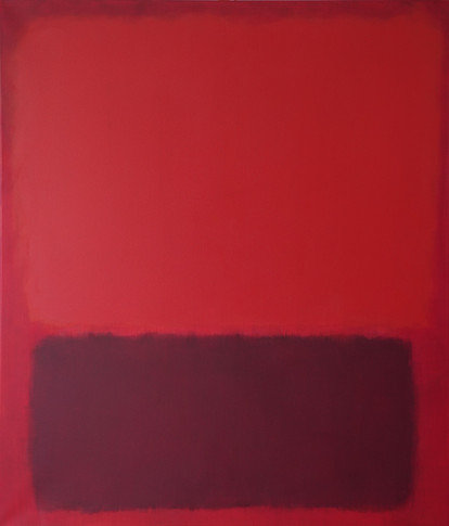 No. 1052_Red relaxation