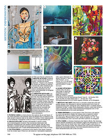 164 Artistic Impressions WOI July August