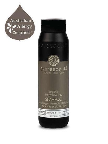 Everescents Fragrance Free Shampoo