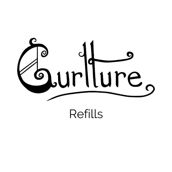 Curlture Moisture Gel Refill Satchel